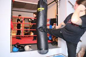 Boxsack Training